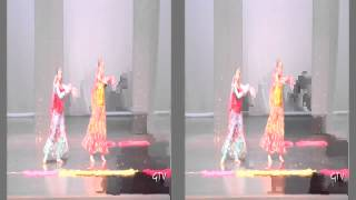 Manpreet and Naina @ Warrior Bhangra 2012 hd720
