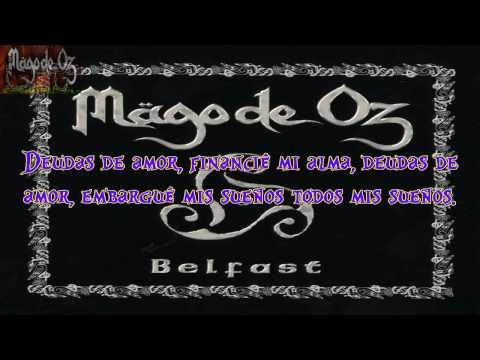 lyric mago oz dame amor: