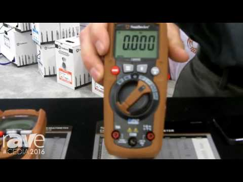 CEDIA 2016: Southwire Features Different Line of Testing Tools for Installers