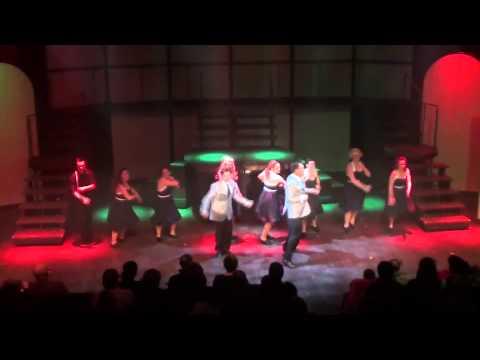 White Christmas the Musical   presented  Storybook Theatre Calgary