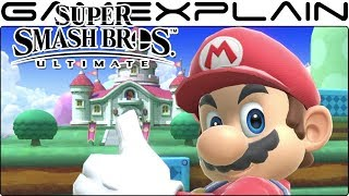 Super Smash Bros. Ultimate - All 66 Stages We Spotted! (E3 2018)