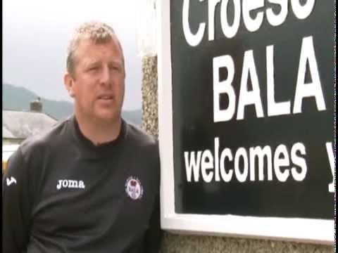 Sky Sports News: Bala Town in Europe