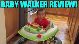 Chicco Lil Driver Walker Activity Center For Infant / Toddler Review