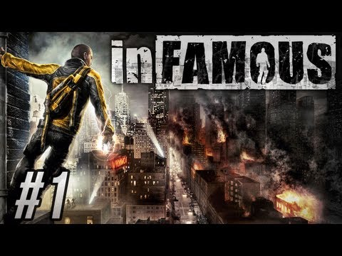 inFAMOUS - Episode 1 