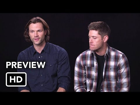 "Supernatural 13x10 Inside ""Wayward Sisters"" (HD) Season 13 Episode 10 Inside"