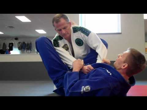 Steel City Martial Arts: Jiu-Jitsu Armbar Drill Image 1