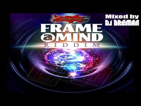 Frame A Mind Riddim Mix (june 2014, Category 5) djdreman video