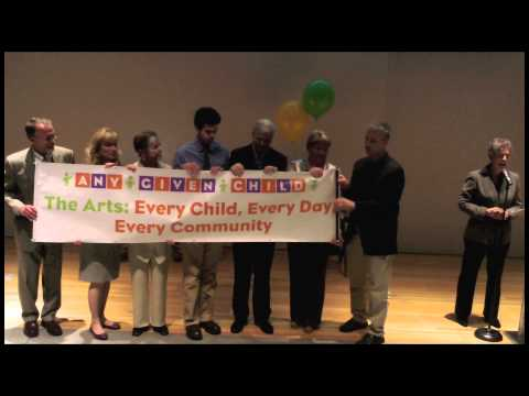 Any Given Child Portland Metro   The Arts: Every Child, Every Day, Every Community