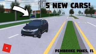 5 New Cars In Pembroke Pines, FL!
