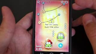 Cut the Rope Time Travel hands-on