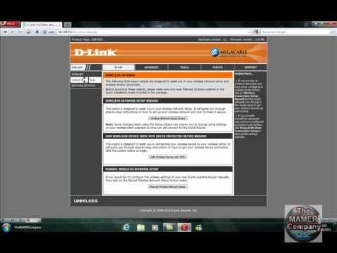 Cambiar Nombre y Clave a modem inalambrico (Megacable)