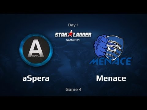 aSpera vs Menace, SLTV Star Series S VII Day 1