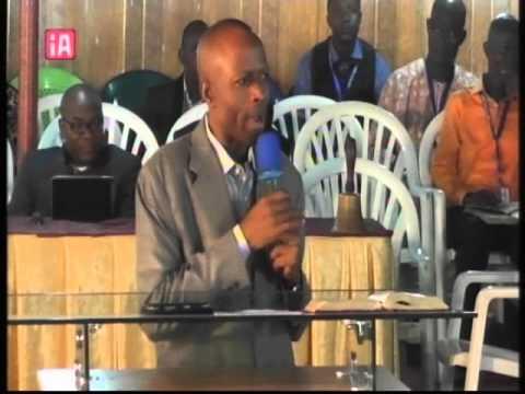 CACTS LAGOS CAMPUS MEDIA,PASTOR OJO,NECESSITY OF EVANGELISM