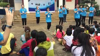 Dân vũ Fly [Kết nối Trái tim Tình nguyện năm 2017 tại Bình Phước]