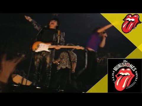 The Rolling Stones - Like a Rolling Stone - Live Official 1998