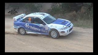 Reliance Bank Rally Team Mitsubishi Evo @ Caves Classic Rally 2019