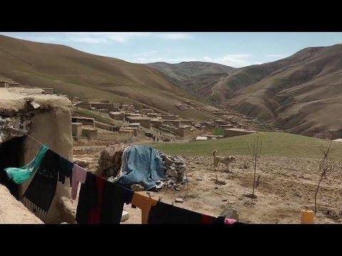 Afghan villagers live in fear on year on of massive landslide