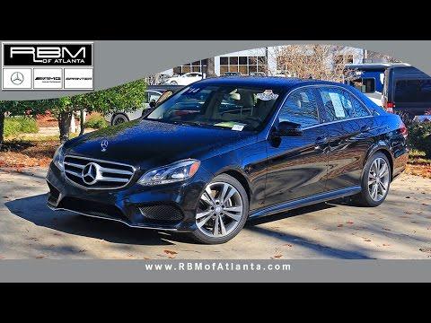 2014 Mercedes-Benz E-Class E350 Sport ATLANTA GA U13542