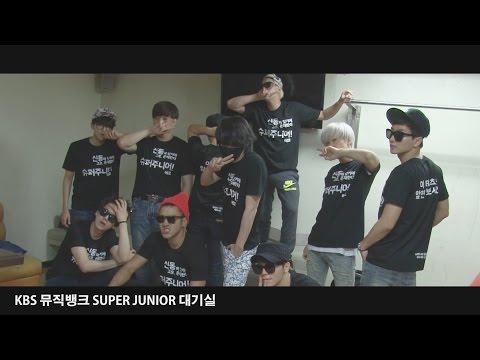 Super Junior The 7th Album 'mamacita' Music Video Event!! - Sj T-shirts Event video