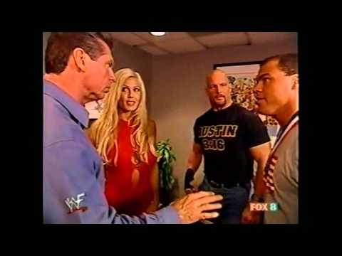 Torrie Wilson Debut In Wwf video