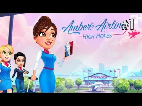 Twitch Livestream | Amber's Airline - High Hopes Part 1 [PC] MP3