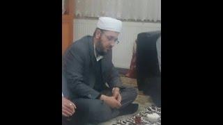 Şeyh Abdulkerim Çevik Norşini (ks) Ali İmran ilk ayetler sebebi nüzul