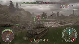 World of Tanks Xbox one T1 Heavy Tank 8 Kills in 4 mins