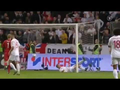 Швеция vs Англия 4:2 Обзор матча (на Немецком)