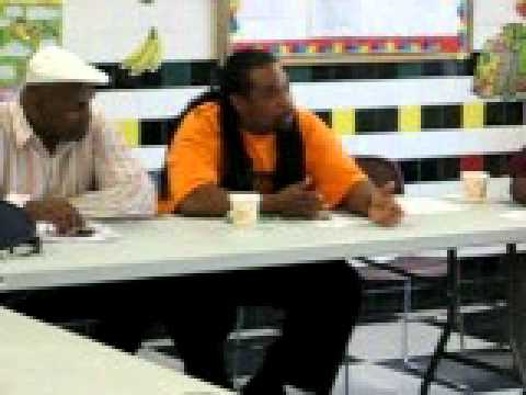 Brownsville Brooklyn N.Y Stop The Violence Action Committee Meetings #5