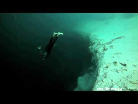 Нереальное видео. Погружение без акваланга