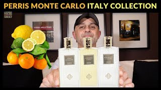 Perris Monte Carlo Italy Collection Preview + Neiman Marcus Master Class + Full Bottle USA GVWY