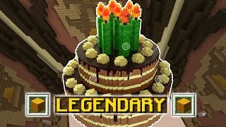 TRIPLE LEGENDARY!!! (Minecraft Build Battle)