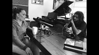 J Cole X Angie Martinez Interview At Salaam 39 S House