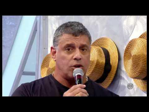 Raul Gil (03/08/13) - Pra Quem Você Tira O Chapéu com Alexandre Frota - Parte 2