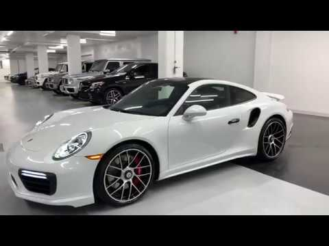 2019 Porsche 911 Turbo - Revs + Walkaround 4k