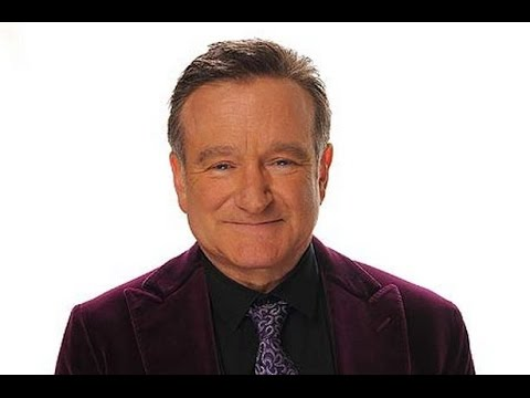 Robin Williams Commits Suicide -- Depression Kills