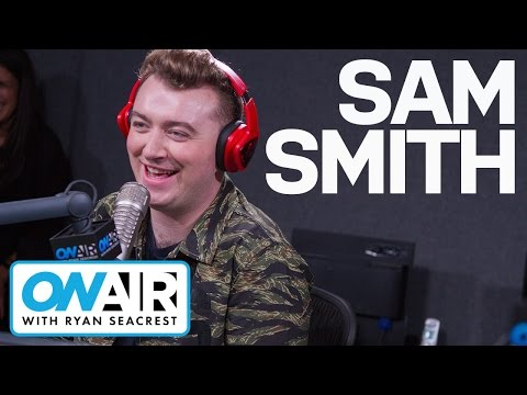 Mary J Blige Surprises Sam Smith! | On Air with Ryan Seacrest