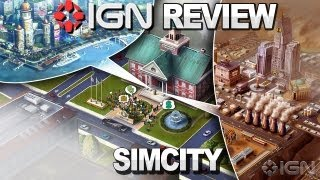IGN Reviews - SimCity Video Review