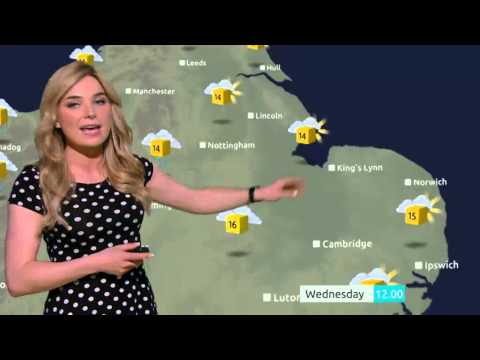 Wednesday weather: Band of rain to push across the UK from south west
