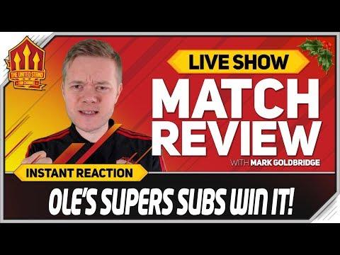 Goldbridge Newcastle 0-2-Man Utd  LUKAKU & RASHFORD GOALS WIN IT