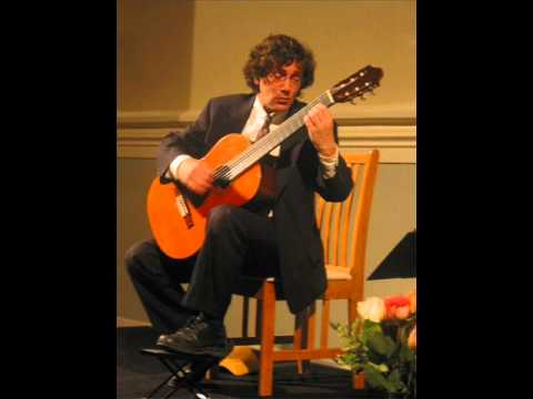 David Tanenbaum plays Scarlatti Sonata, K. 336