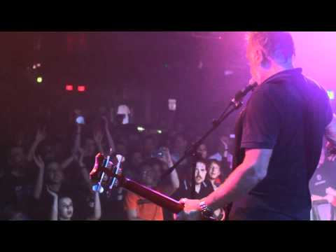 Peter Hook&The Light - Love Will Tear Us Apart - Shot live on stage in Oxford, UK. 2/6/12.
