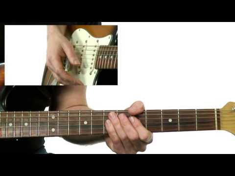 Blues Survival Guide: Rhythm - #10 The Third - Guitar Lesson - Jeff McErlain