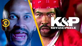 East/West Bowl Rap Showdown - Key & Peele