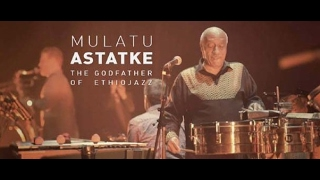 ETHIOPIA - Artist Mulatu Astatke got a life time Honorable award