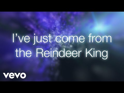 Tori Amos - Reindeer King (Lyric Video)