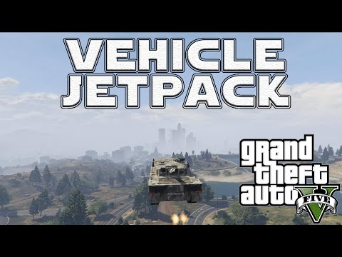 Vehicles Jetpack v1.2.2