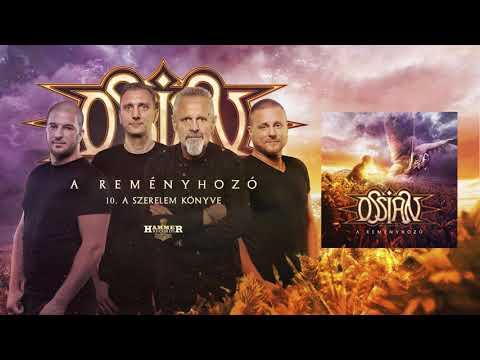 Ossian - A Szerelem Könyve (Hivatalos szöveges video / Official lyric video)