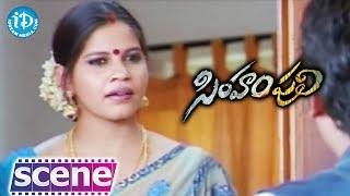 Simham Puli Movie Scene || Jeeva || Divya Spandana || Sai Ramani || Mani Sharma