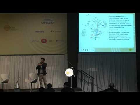 Brazil Energy Frontiers 2015 - Apresentação do Artigo 1